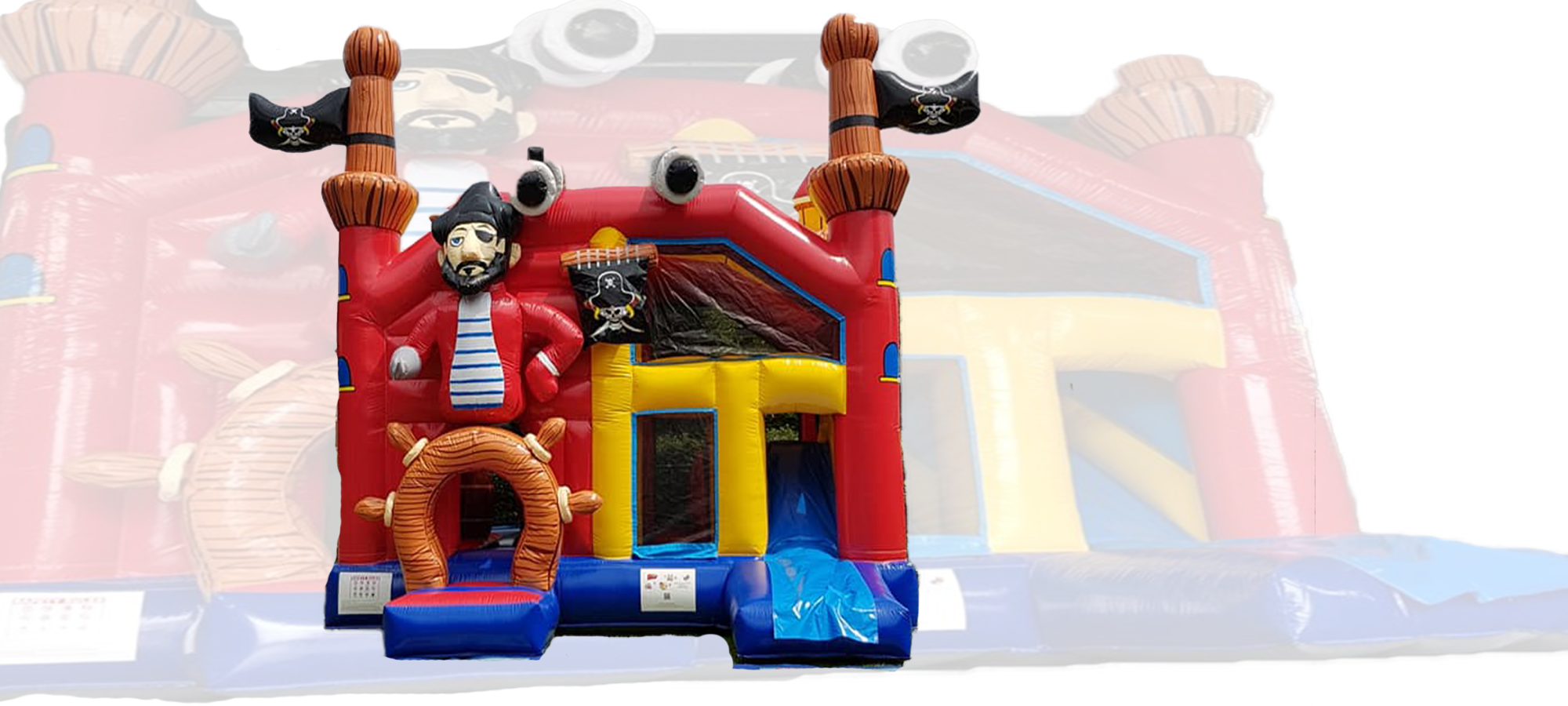 Mini-park Blackbeard