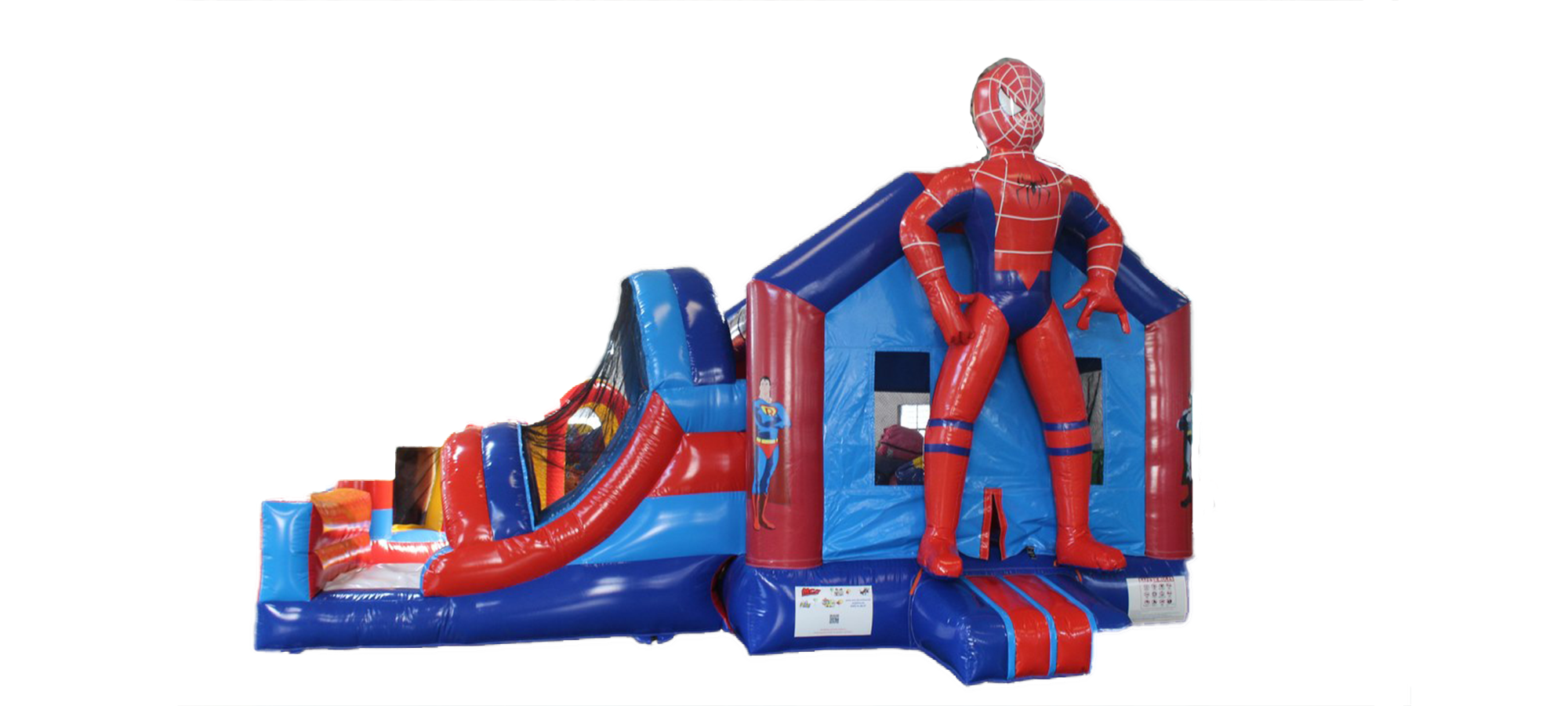 Multislide Spiderman